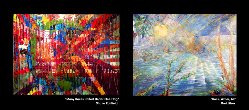 Two Recent Artwork Donations to the LBCC Permanent Collection