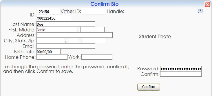 Confirm Bio