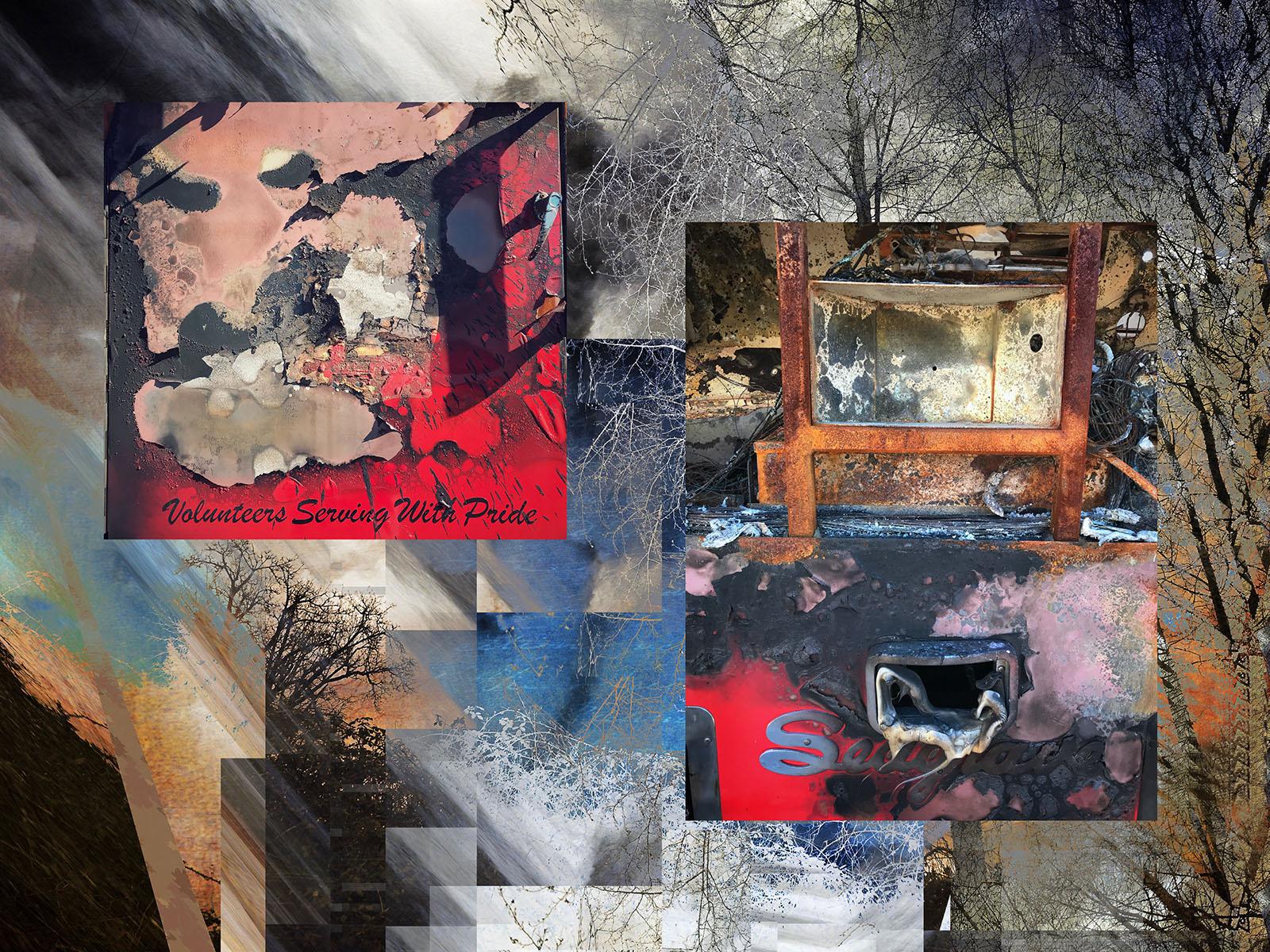 Quarantine art - piece 2