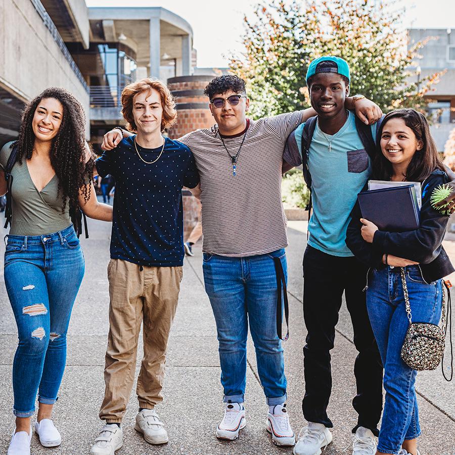 LBCC students